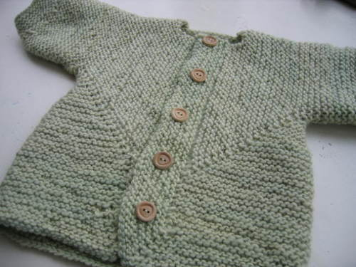 Elizabeth Zimmerman's Baby Surprise Jacket